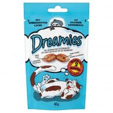 DREAMIES losos pro kocky 60g