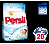 Persil Sensitive prací prášek, 20 praní