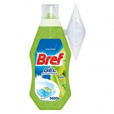 Bref Fresh Pearls WC gel, Jablko