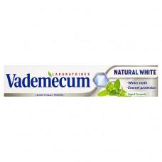 Vademecum Natural White Zubní pasta