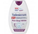 Vademecum 2v1 zubní pasta Non-Stop White
