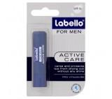 Labello Active for men balzám na rty