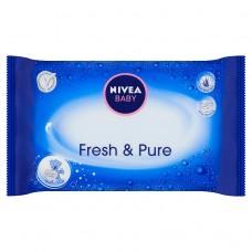 Nivea Baby Pure&Fresh ubrousky