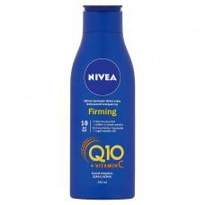 Nivea Q10 Energy+ Výživné zpevňující tělové mléko