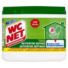 WC Net Aktivátor septiků  (16x18g)