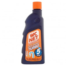 WC Net Professional Turbo gelový čistič odpadů