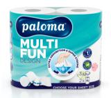 Paloma Multi Fun, kuchyňské megarole 3 vrstvy, 150 útržků