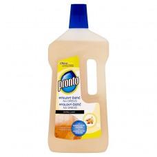 Pronto mýdlový čistič na dřevo s mandlovým olejem