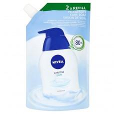 Nivea Creme Soft tekuté mýdlo