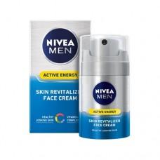 Nivea Active Energy Q10 energizující pleťový krém pro muže