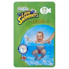 Huggies Little Swimmers natahovací plenky na plavání vel. 3-4, 7-15 kg