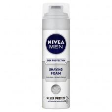 Nivea Men Silver Protect pěna na holení