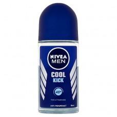 Nivea Cool Kick kuličkový antiperspirant