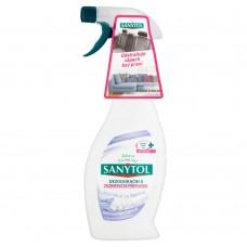 Sanytol dezodorační a dezinfekční přípravek na tkaniny