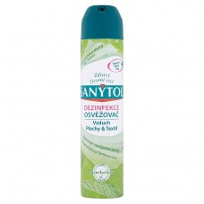 Sanytol dezinfekční osvěžovač vzduchu mentol