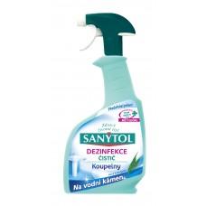 Sanytol Dezinfekce sprej na vodní kámen do koupelny