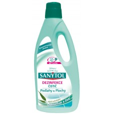 Sanytol dezinfekce na podlahy a plochy