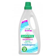 Sanytol dezinfekce, antialergenní prostředek na podlahy