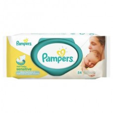 Pampers New Baby Sensitive ubrousky