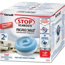 Ceresit Stop vlhkosti AERO 360° - náhradní tablety