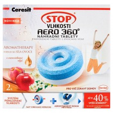 Ceresit Stop Vlhkosti Aero 360° náhradní tablety s ovocnou vůní