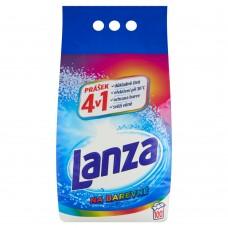 Lanza 4v1 prací prášek na barevné prádlo, 100 praní