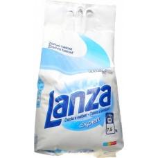Lanza Expert Bílá prací prášek, 100 praní