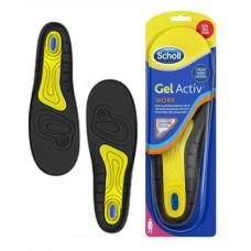 Scholl GelActiv Work gelové vložky do bot pro ženy