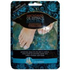 Macadamia Oil Extract Hydratační ponožky
