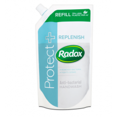 Radox Protect + Replenish tekuté mýdlo náhradní náplň