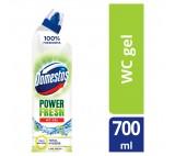 Domestos Total Hygiene WC gel Lime Fresh