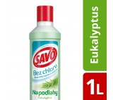 Savo Dezinfekce na podlahy s vůní eukalyptu