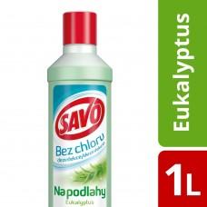 Savo Dezinfekce na podlahy, eukalyptus