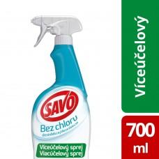 Savo Dezinfekce víceúčelový sprej  bez chloru
