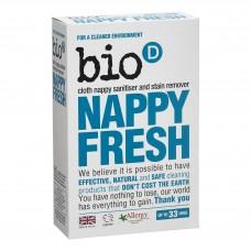 Bio-D odstraňovač skvrn a dezinfekce pro dětské pleny