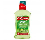 Colgate Plax Herbal fresh ústní voda bez alkoholu