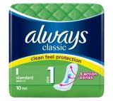 Always Classic Standard Hygienické Vložky