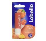Labello Peach shine tónovací balzám na rty 4,8g