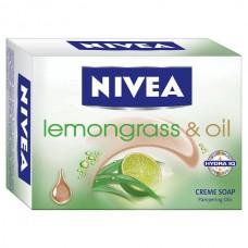 NIVEA Tuhé mýdlo Lemon Grass