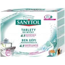 Sanytol 4v1 tablety do myčky