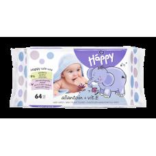 Bella Baby Happy vlhčené ubrousky s obsahem allantoinu