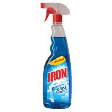Iron Aktiv čisticí přípravek na okna s rozprašovačem