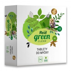 Real green clean tablety do myčky
