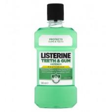 Listerine Teeth and gum Defence