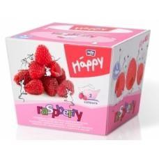 Bella Happy 2 vrstvé dětské papírové kapesníky - malina