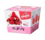 Bella Baby Happy dětské papírové kapesníky 2vrstvé s vůní maliny