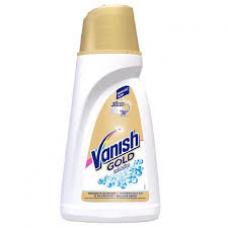 Vanish Oxi Action Gold odstraňovač skvrn na bílé prádlo, 9 praní