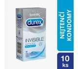 Durex Invisible Extra Sensitive kondomy