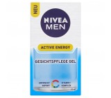 NIVEA MEN Pleťový gel Energy