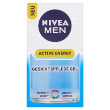 NIVEA MEN Pleťový gel Energy